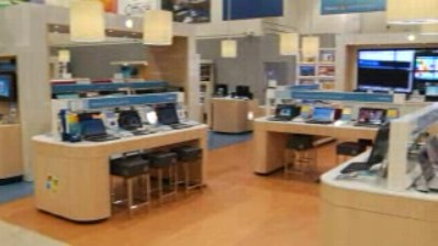 FirstMicrosoftretailstores
