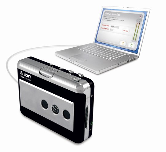 Un convertisseur VHS USB intégrant tous les câbles nécessaires
