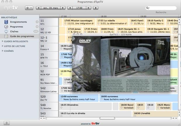 EyeTV renforce la prise en charge du 64 bits | MacGeneration