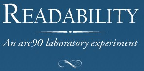Readability%20-%20An%20Arc90%20Lab%20Experiment