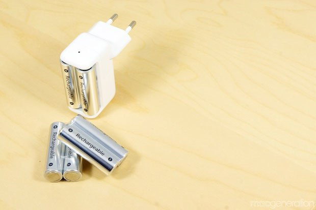 chargeur batterie apple