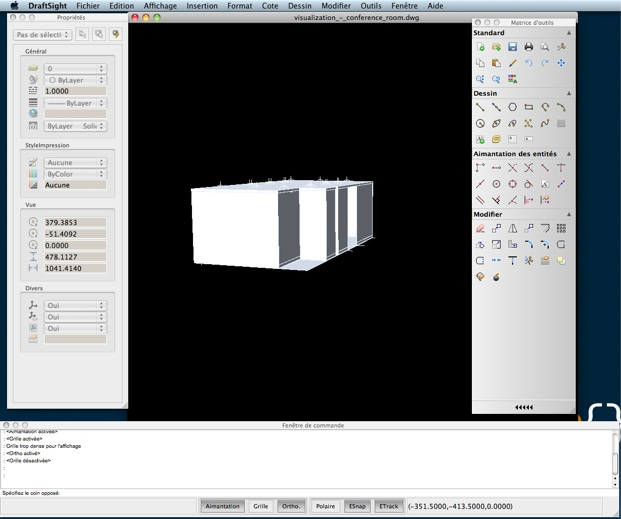 DraftSight disponible sur Mac | MacGeneration
