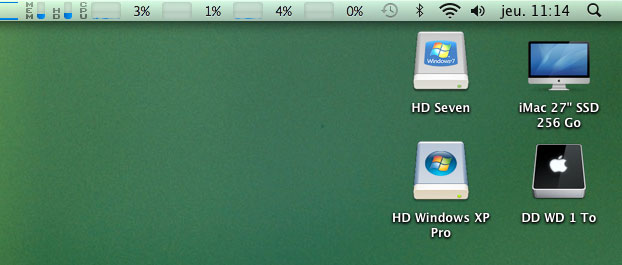 imac 27 SSD