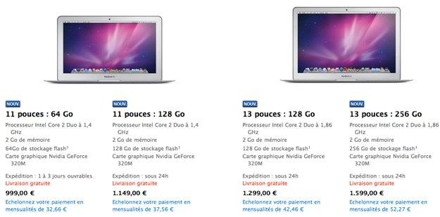 le macbook air dCAjCA un best seller
