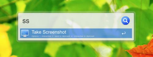 screenshot alfred