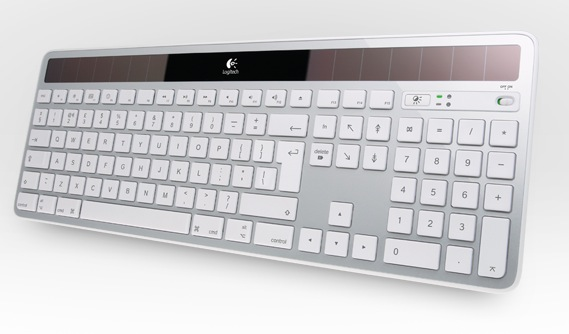 test du logitech k750 un clavier sans fil et sans piles macgeneration. Black Bedroom Furniture Sets. Home Design Ideas