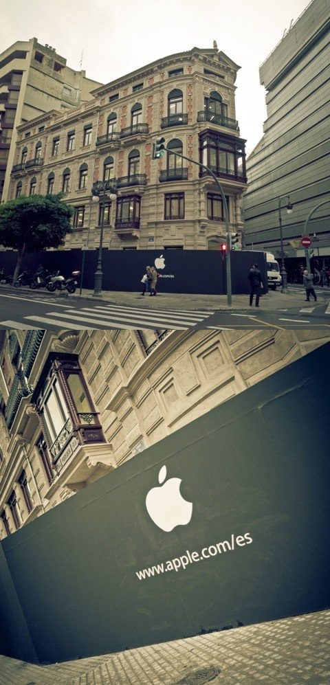 Apple Store Valencia