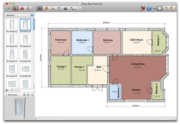 Logiciel Gratuit Plan Maison 2D – Avie Home