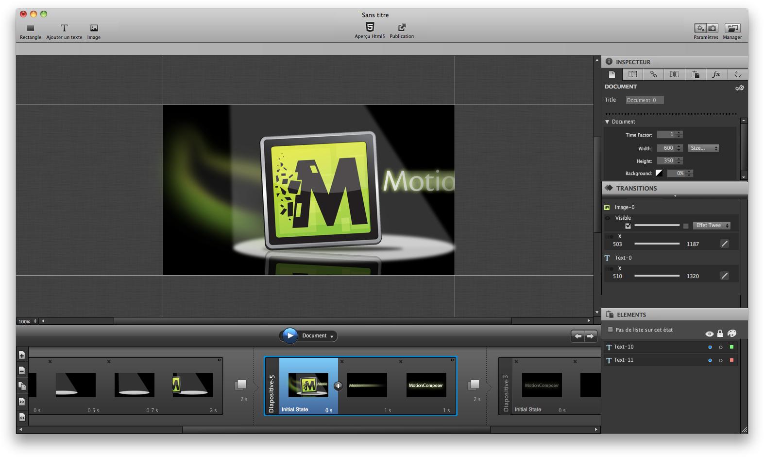 Logiciel animation flash gratuit mac for Logiciel architecture interieur gratuit mac