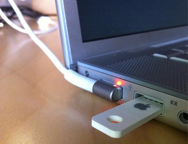clé USB OS X Lion