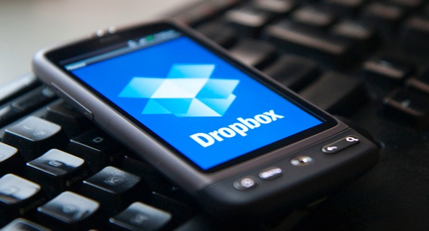 Dropboxsmartphone