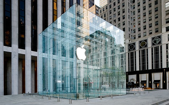 apple store quand la demande d 39 apple pousse les. Black Bedroom Furniture Sets. Home Design Ideas