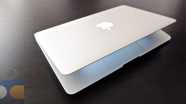 test du macbook air 11 mi 2012 core i5 1 7 ghz macgeneration. Black Bedroom Furniture Sets. Home Design Ideas