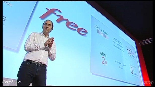 Free Mobile keynote