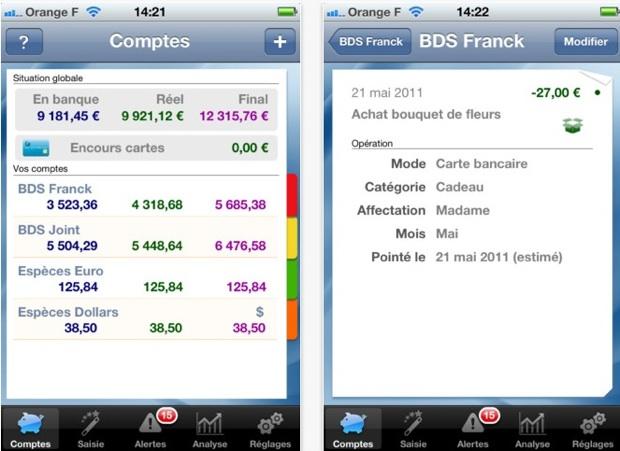 Tous comptes faits a un petit fr re sur iphone macgeneration for Resilier un compte bancaire