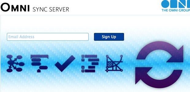Omny Sync Server