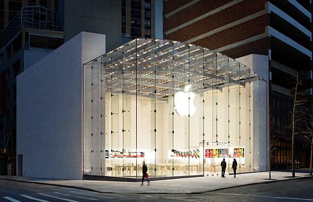 apple store d 39 aix en provence palo alto un design tr s verre macgeneration. Black Bedroom Furniture Sets. Home Design Ideas